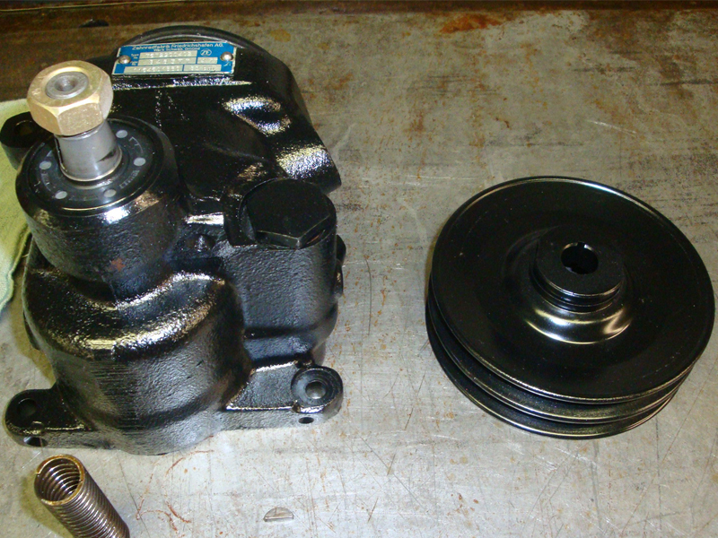 Rebuilt parts steering suspension doane motorwerks for Mercedes benz air suspension problem