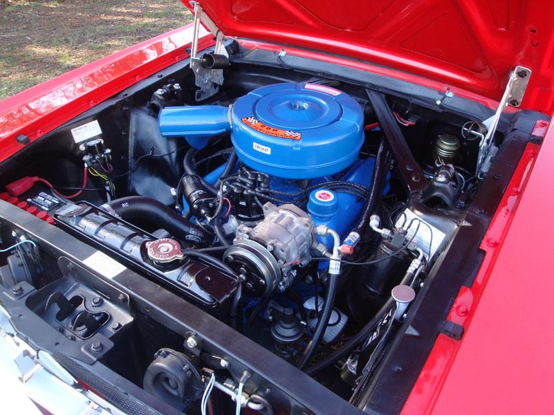 1964 Mustang Hood