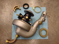 Mercedes-Benz-300-Adenauer-186-Rebuilt-Water-Pump