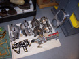Mercedes-Benz-M100-W100-600-Pullman-LWB-SWB-Rebuilt-Brake-Calipers-Rebuilt-Fuel-Injection-Pump